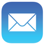 email on the iPhone